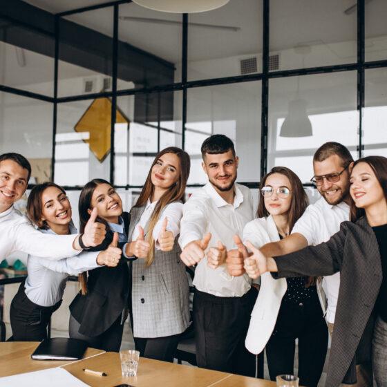 Tus empleados son parte del objetivo de comunicación corporativa